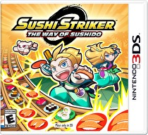 Chō Kaiten Sushi Striker: The Way of Sushido Box Art