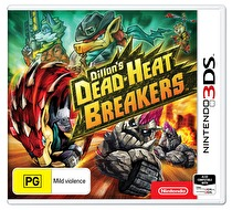 Dillon's Dead-Heat Breakers Box Art