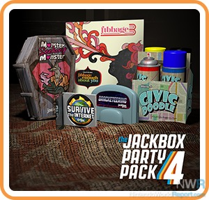 The Jackbox Party Pack 4 Review - Review - Nintendo World Report