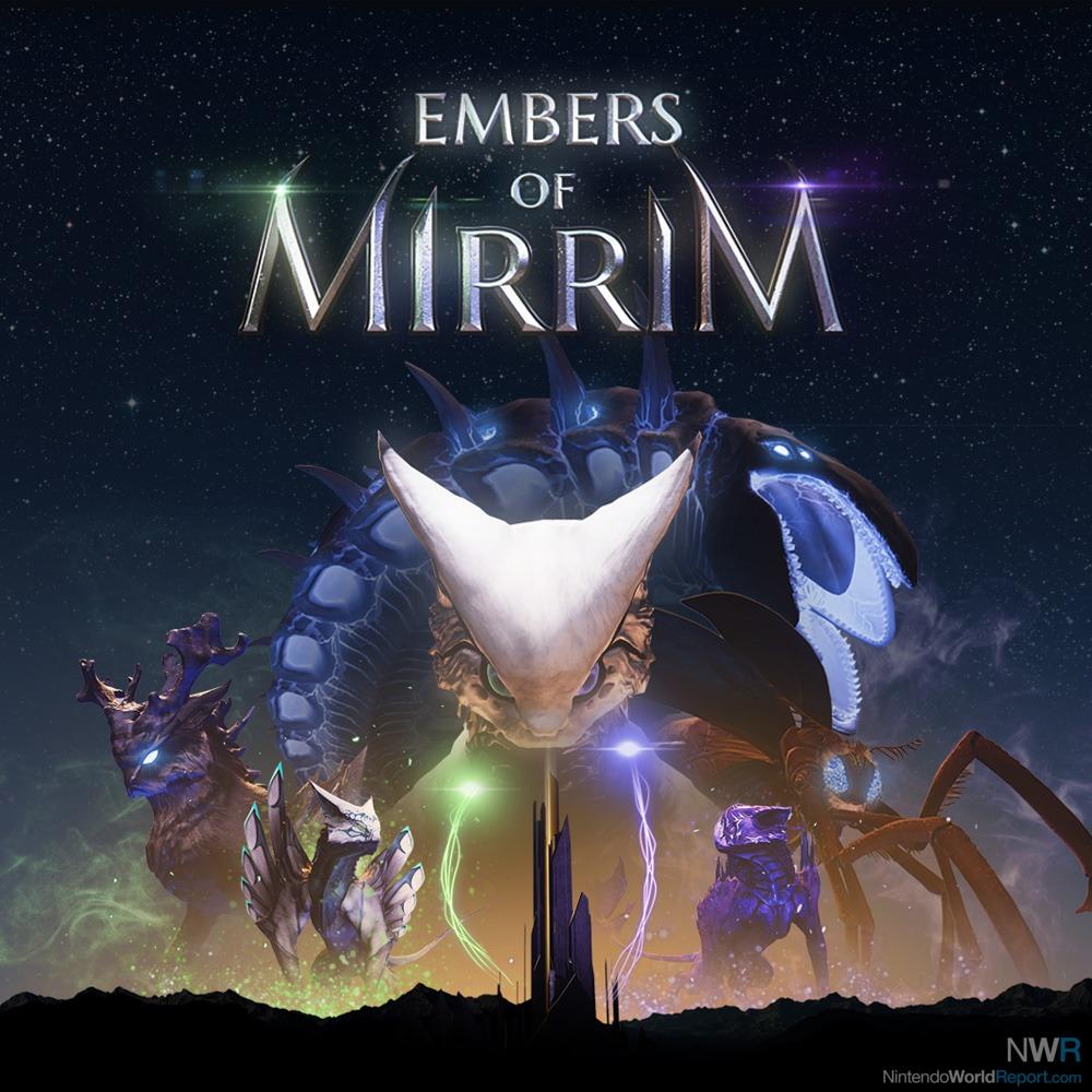 Embers of Mirrim Splash