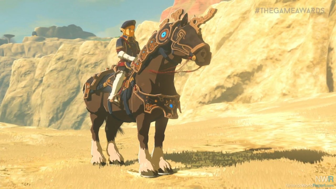 Breath of the wild dlc pack 2 launching tonight news nintendo world report - How do you get the master cycle zero ...