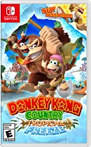 Donkey Kong: Tropical Freeze Box Art