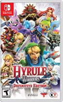 Hyrule Warriors: Definitive Edition Box Art