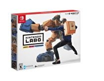 Nintendo Labo Toy-Con 02 Robot Kit Box Art