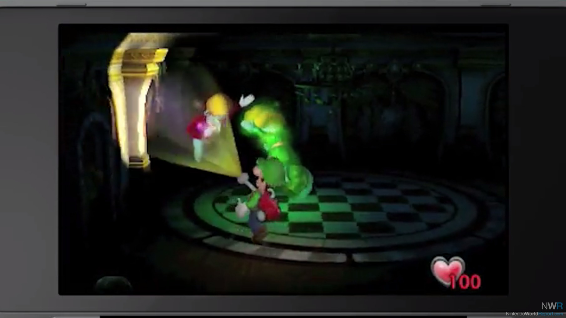 Luigi S Mansion 3ds : Original luigi s mansion being ported to ds news
