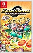 Sushi Striker: The Way of Sushido Box Art