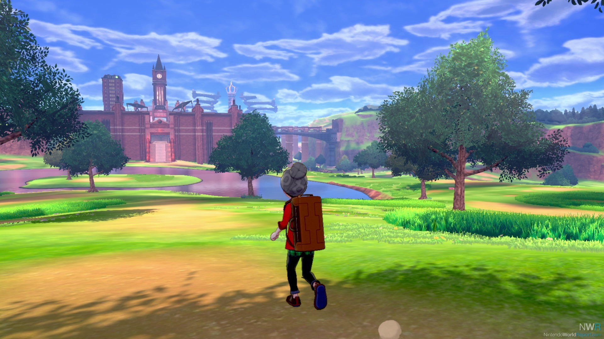 Pokemon Sword And Shield Hands On Preview Hands On Preview