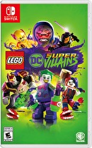 LEGO DC Super Villains Box Art
