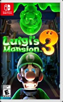 Luigi Mansion 3 Box Art