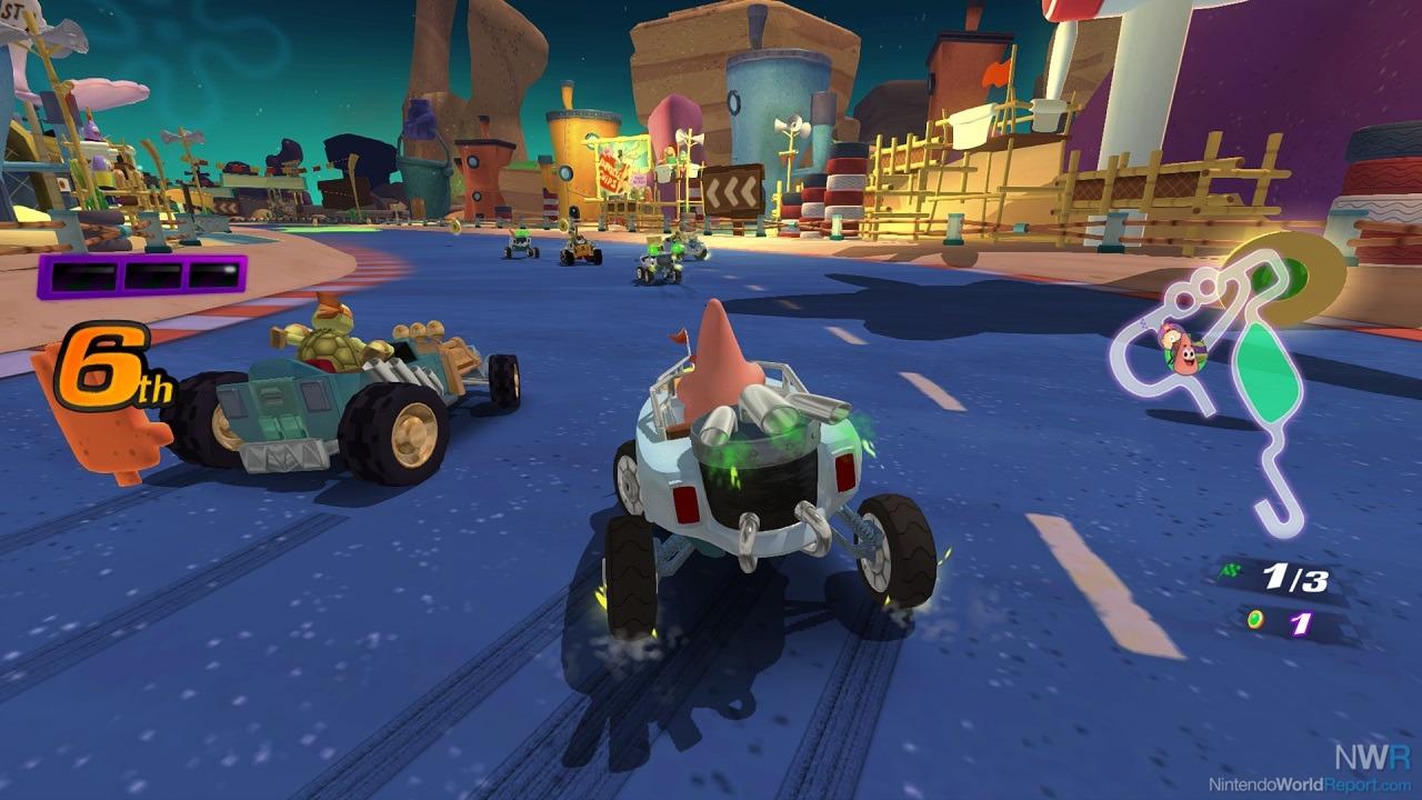 Nickelodeon Kart Racers Review Review Nintendo World Report