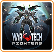 War Tech Fighters Box Art