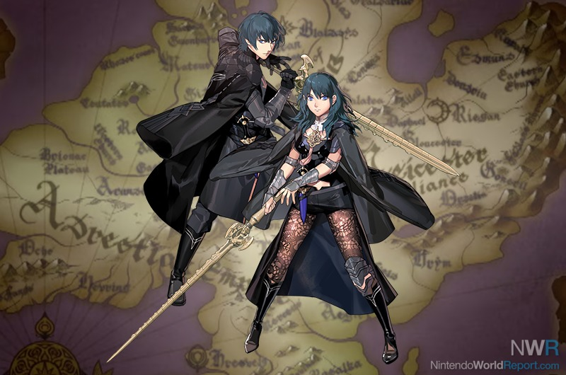 Fire emblem three houses chapters