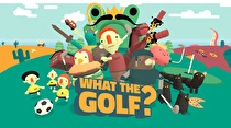 What the Golf? Box Art