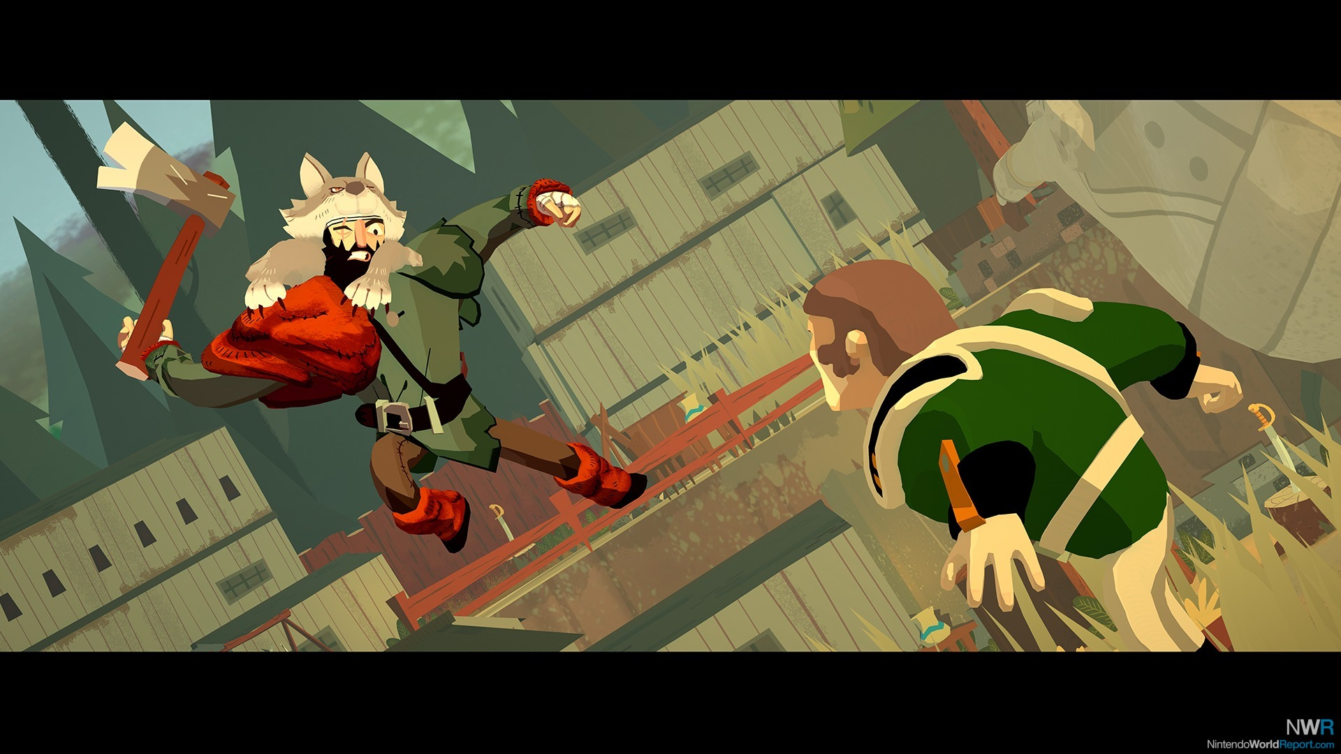 Bloodroots Tosses The Revenant, Hotline Miami, and Super Mario Bros. 3 in a Blender