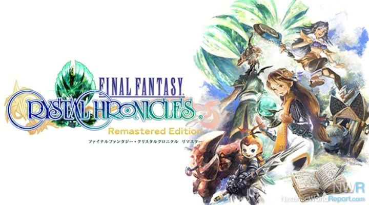 Crystal Chronicles Remaster Experiences August 27 Release - News