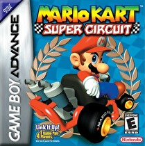 Mario Kart: Super Circuit Box Art
