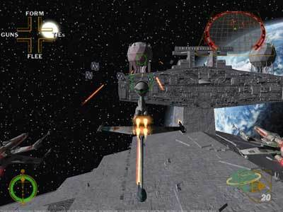 Star Wars Rogue Squadron Ii Rogue Leader Feature