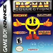 Pac-Man Collection Box Art