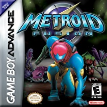 Metroid Fusion Box Art