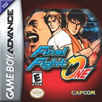Final Fight One Box Art