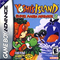 Yoshi's Island: Super Mario Advance 3 Box Art