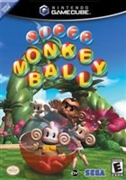 Super Monkey Ball Box Art