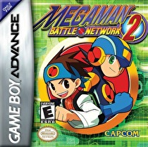 Mega Man Battle Network 2 Box Art
