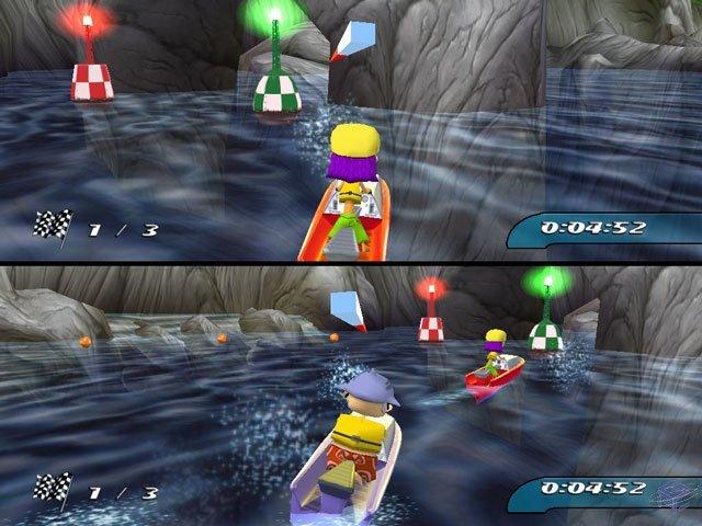 rocket power beach bandits game nintendo world report