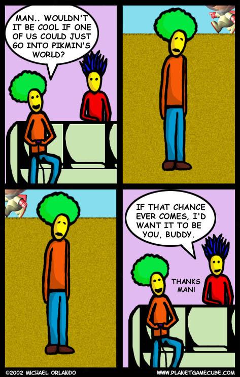 Goombas 7: Pikmin