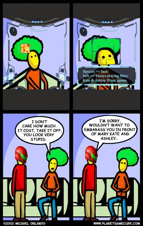 Goombas 15: Metroid Prime