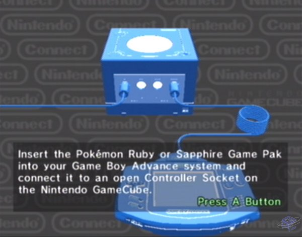 Setting up the GameCube and GBA