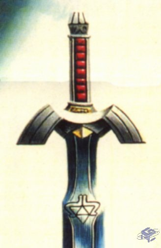 The Master Sword: Basis for design