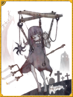 Marionette Card from Ragnarok Online