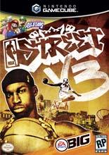 NBA Street V3 Box