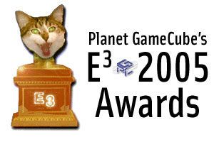 E3 2005 Award (no border)