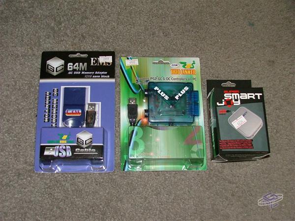 LS Prize: Adaptors