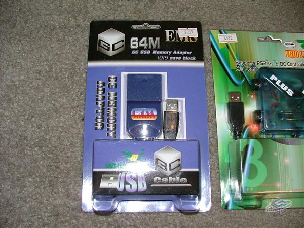 LS Prize: 64MB USB Memory Card