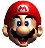 Mario Head (Itsa Me!)