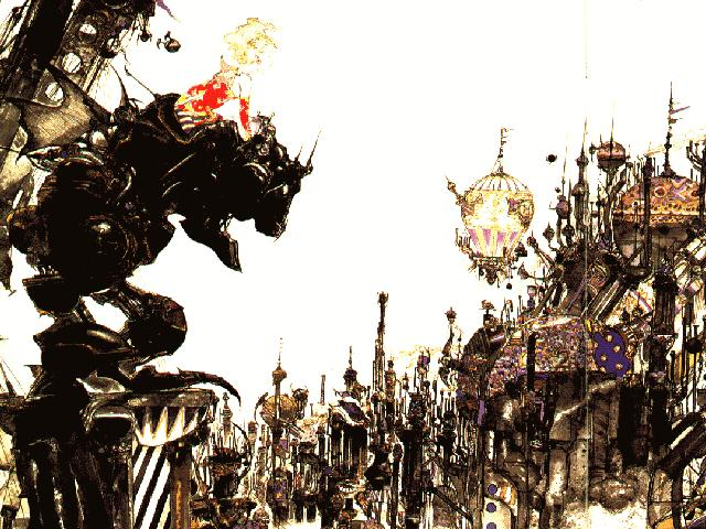 FF6 artwork