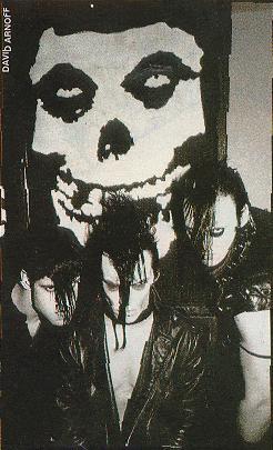 Misfits & their Devil Locks!