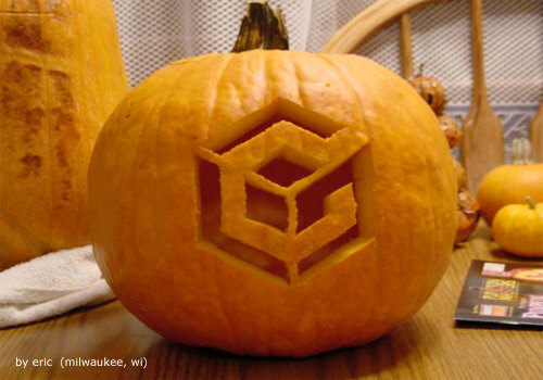 A damn fine pumpkin carving.