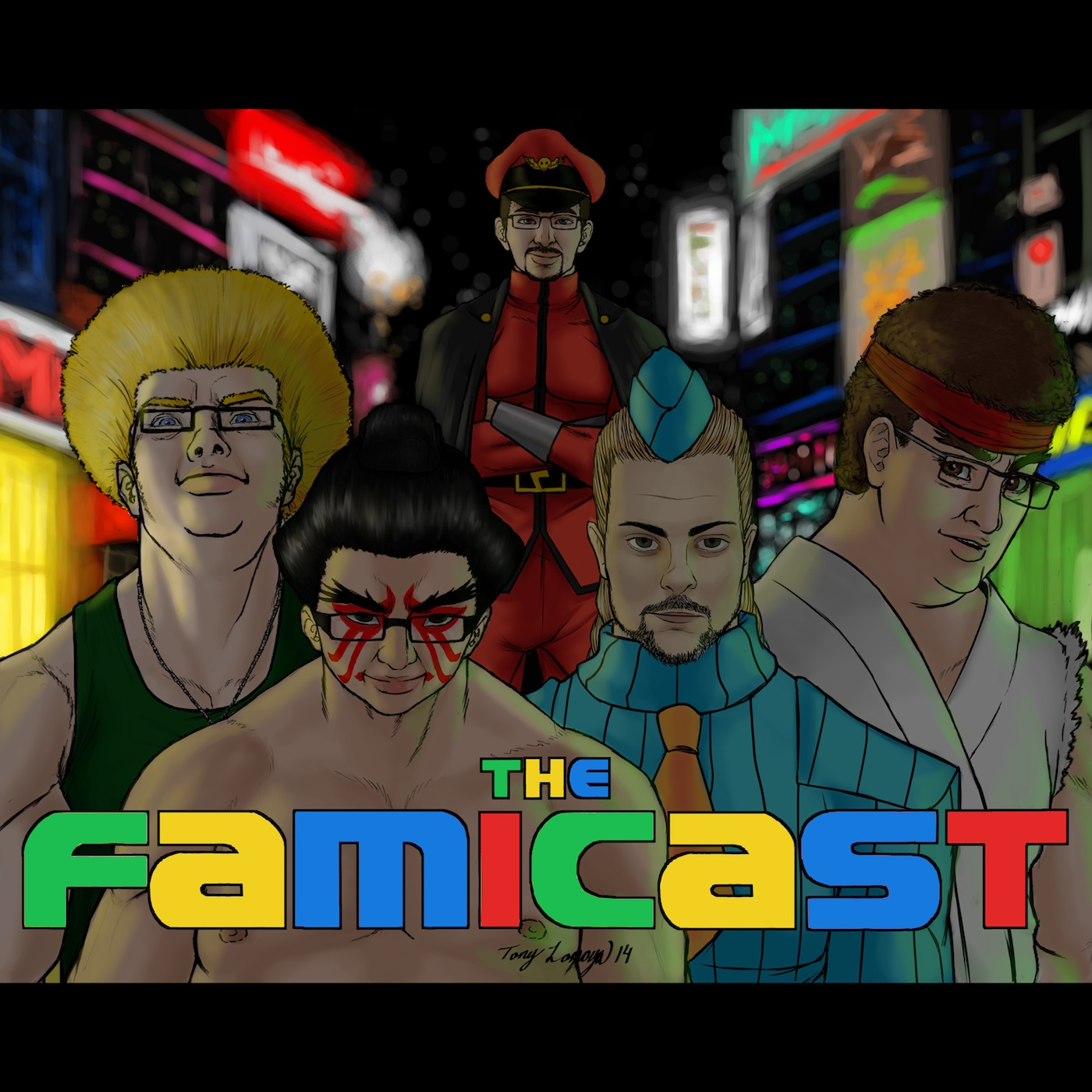 The Famicast Archives