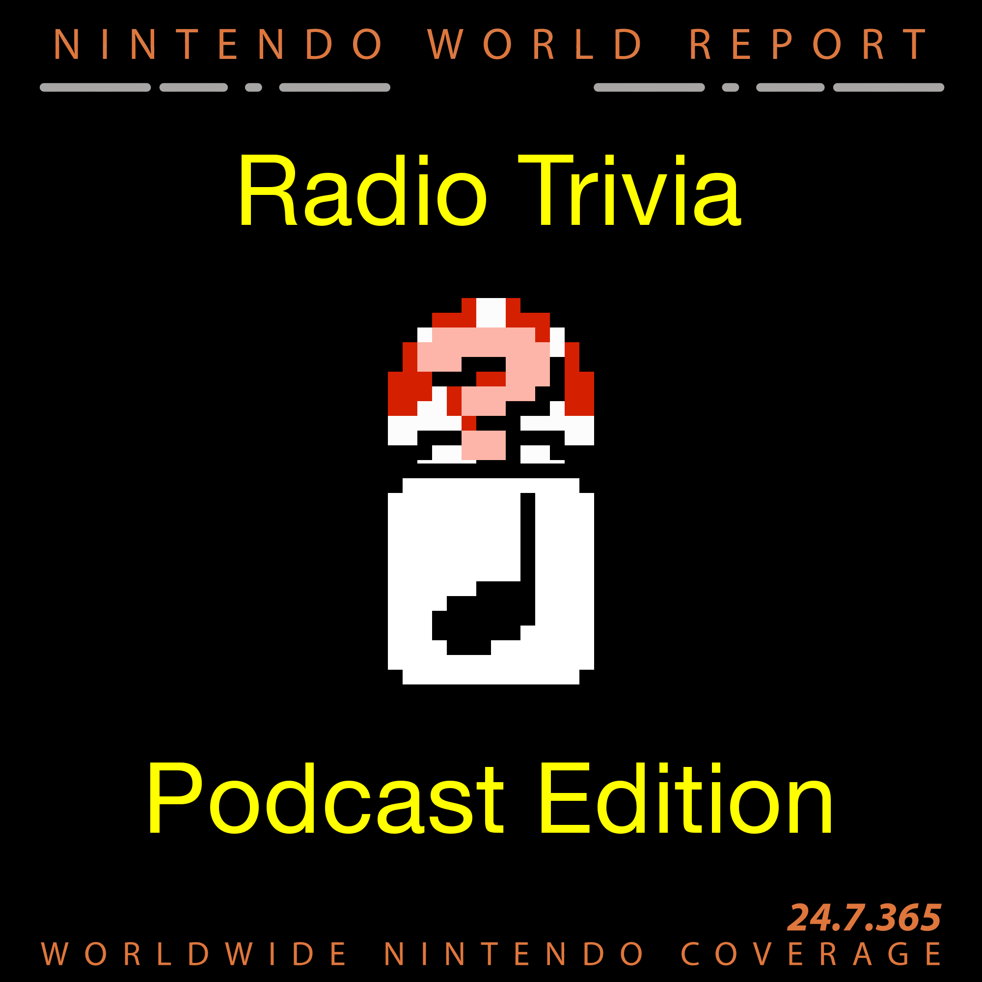 NWR's Radio Trivia: Podcast Edition