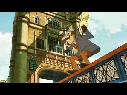 Professor Layton And The Eternal Diva Preview Blog Nintendo