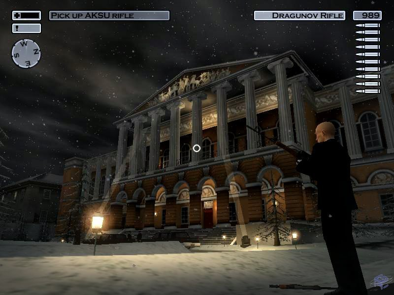 Hitman 2 Silent Assassin Game Nintendo World Report