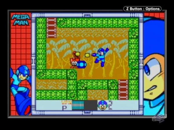 Mega Man Anniversary Collection GBA - Game - Nintendo World Report