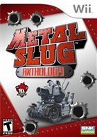 Metal Slug Anthology Box Art