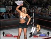 THQ WrestleMania XX Weekend: Stacy waves Trish's shirt around