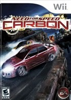 Need for Speed Carbon Box Art