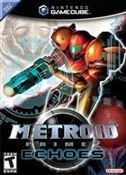 Metroid Prime 2: Dark Echoes Box Art